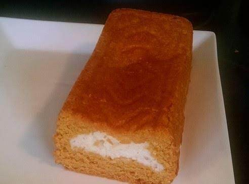 Pumpkin Bread With Cream Cheese Filling Recipe