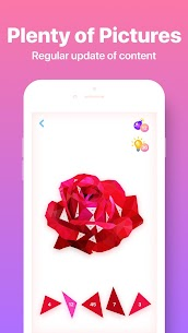 Low Poly – Color Puzzle by Number Art Game 3.1.1 MOD + APK + DATA Download 2