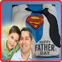 Fathers day photo frame APK icon