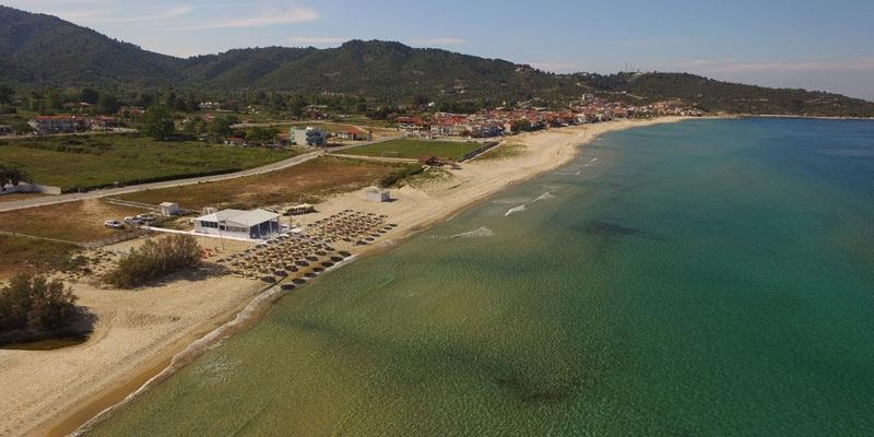 Penisola Calcidica, Sithonia