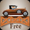 Wood Bridges Free icon