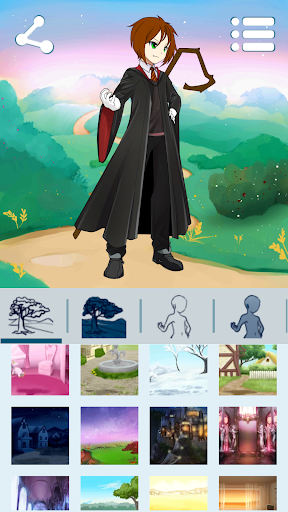 Avatar Maker: Anime Boys 2.5.3.1 screenshots 17