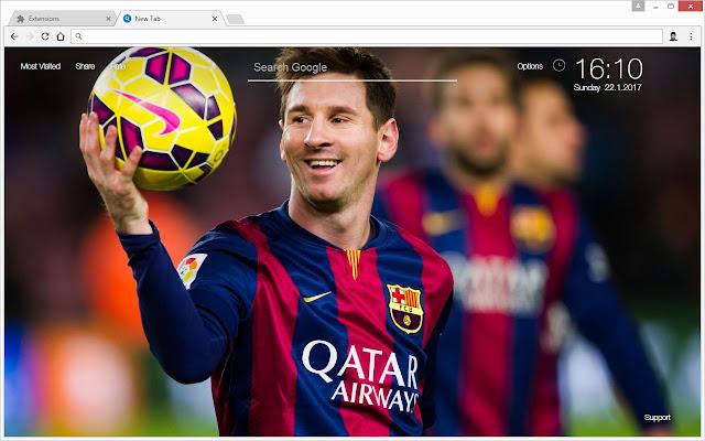 Wallpaper Messi Keren 2020