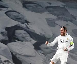 """Sergio Ramos n'est pas venu pour rire au PSG: """"Je veux apporter mon expérience"""""""