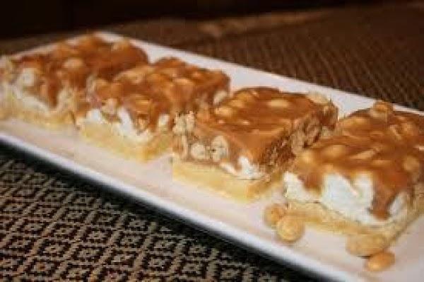 Salted Nut Bars Recipe
