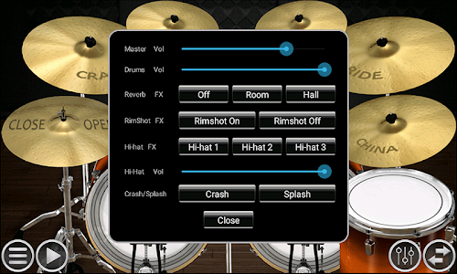 Simple Drums - Basic screenshot 4