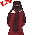Girly Muslimah Wallpapers - Muslim Hijab Wallpaper icon