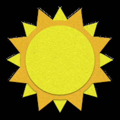 Sunshine 天氣 App LOGO-APP開箱王