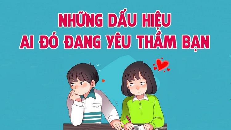 Dấu hiệu nào cho thấy chàng đang thích bạn?
