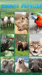 Animals Game for PC-Windows 7,8,10 and Mac apk screenshot 1