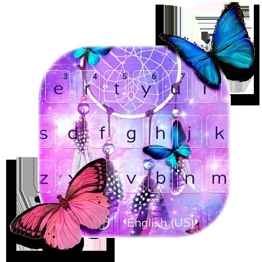 Butterflydream Keyboard Theme Icon
