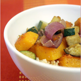 Moroccan-Spiced Roasted Vegetables Recipe