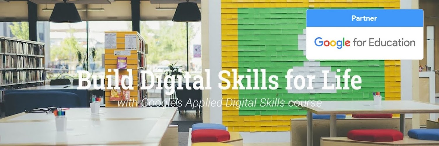 Applied Digital Skills - Manchester