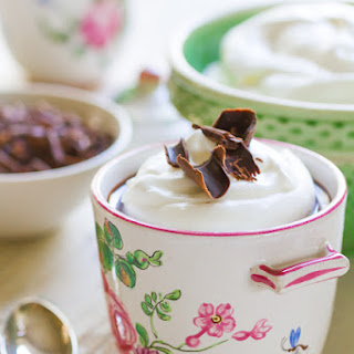 Classic French Chocolate Pot de Creme