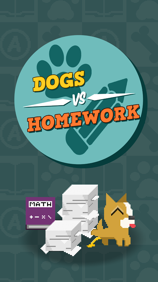 Dogs Vs Homework - Clicker Idle Game- screenshot