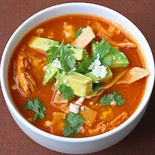 New Mexico Turkey Tortilla Soup