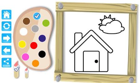 Easy Coloring Book For Kids 1.0.0 screenshot 2072810