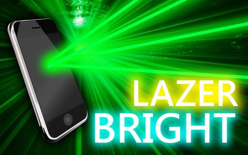 Fun Laser Simulator
