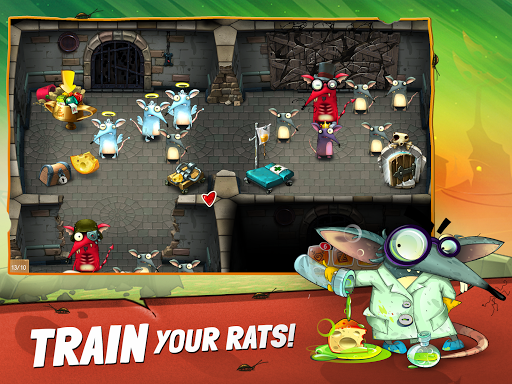 The Rats: Feed, Train and Dress Up Your Rat Family filehippodl screenshot 11