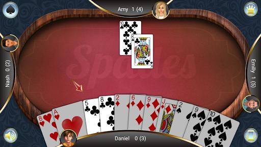 Spades: Card Game filehippodl screenshot 13