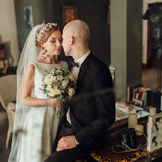 Wedding photographer Olesya Zhomer (greypearl). Photo of 22.01.2017