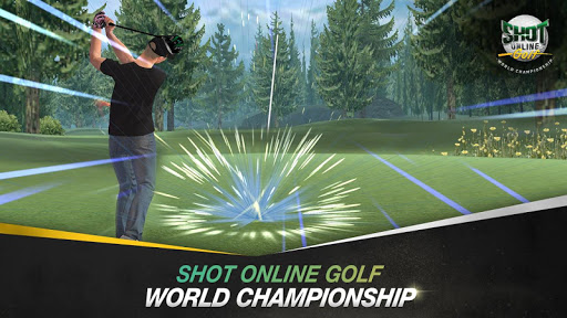 SHOTONLINE GOLF:World Championship 3.1.2 screenshots 1
