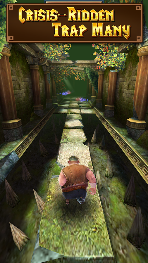 Run Maniac Run: Tunnel Escape- screenshot