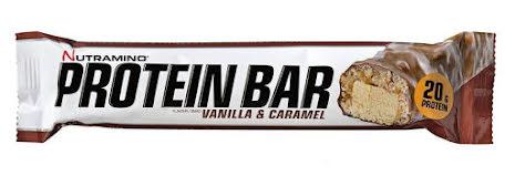 Nutramino Bar Crispy Vanilla & Caramel 12st