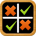 Strategic Tic Tac Toe 4x4 Icon