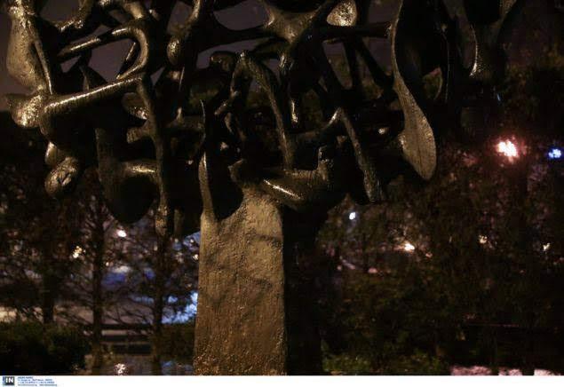 Επέμβαση εισαγγελέα για τη βεβήλωση του μνημείου του Ολοκαυτώματος