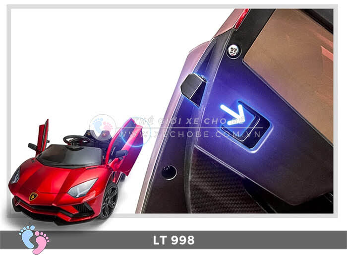 Xe hơi điện đồ chơi trẻ em LT-998 7