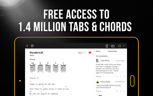 Ultimate Guitar: Tabs & Chords 11