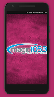 Magic 105.3- screenshot thumbnail