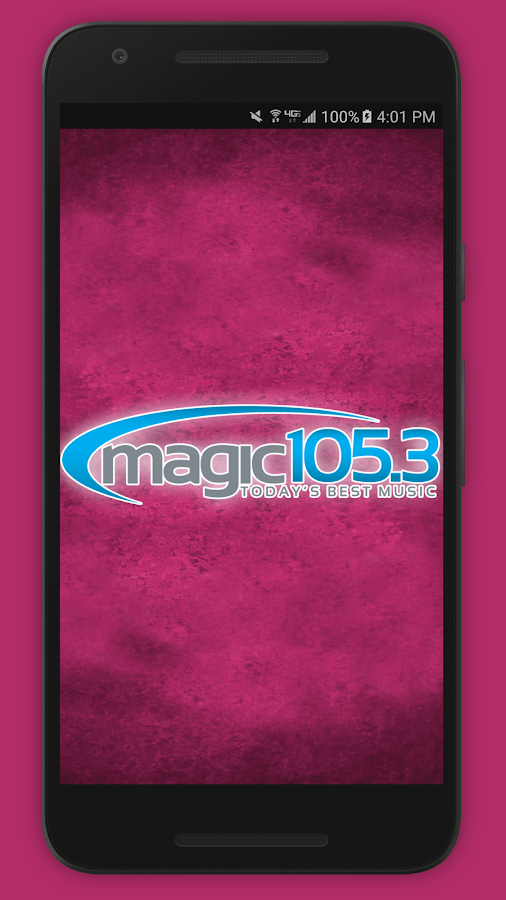 Magic 105.3- screenshot