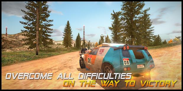 Dirt Rally Driver HD 4