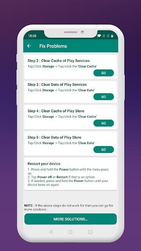 Fix Play Services 2020 (Update) 1.4 screenshots 3