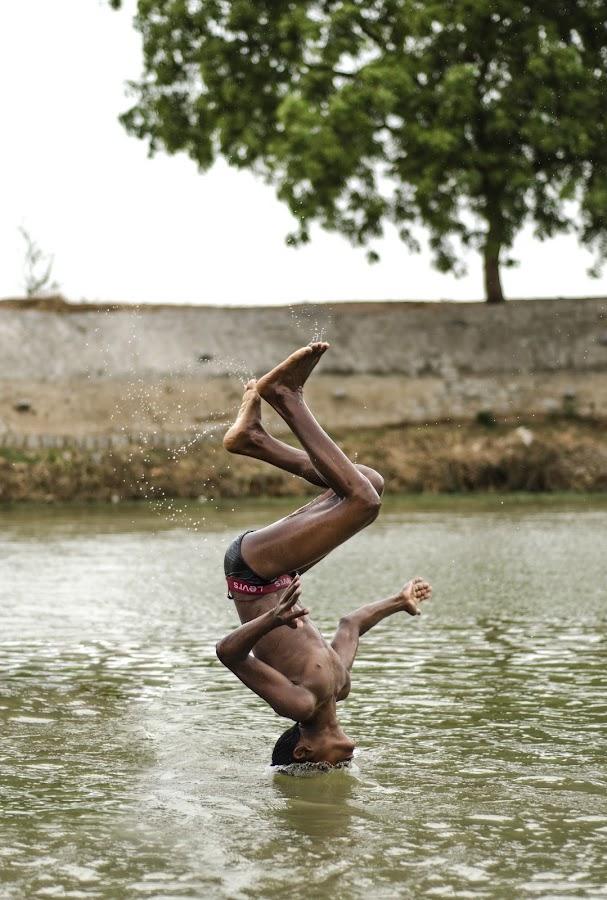 Freeze by Ravikanth Kurma - Babies & Children Children Candids ( pwcsummerfun )