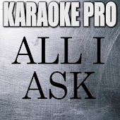 All I Ask (Originally Performed by Adele) (Instrumental Version)