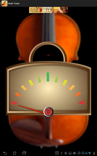 Violin Tuner Tools 2.42 screenshots 9