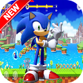 Adventure sonic Runner Games 2019 APK