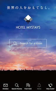 HOTEL MYSTAYS- screenshot thumbnail
