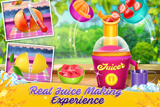 Summer Drinks - Refreshing Juice Recipes  screenshots 2