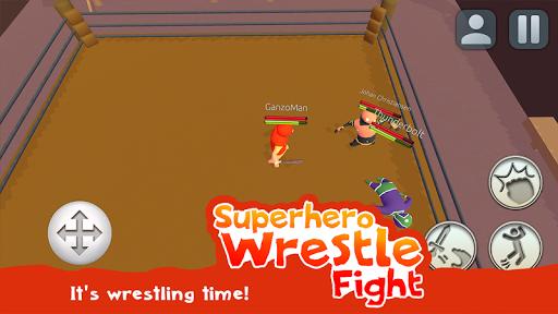 超级英雄斗战