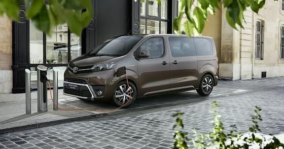 Ya puedes encargar tu Toyota Proace Verso Electric en Alboran Motor