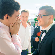 Wedding photographer Aleksey Gordeev (alexgordias). Photo of 16.02.2018