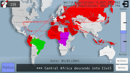 World Peace Simulator 2015 1.29 screenshots 1