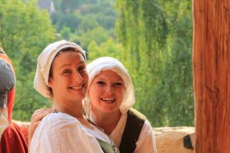 Photo: Jana a Světluš