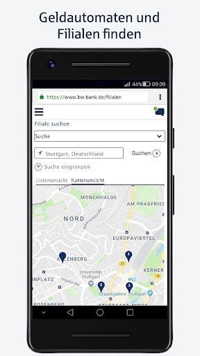 BW-Mobilbanking mit Smartphone und Tablet  screenshots 7