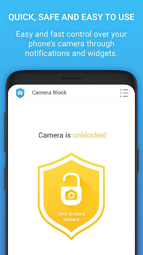 Camera Block Free - Anti spyware & Anti malware  screenshots 9