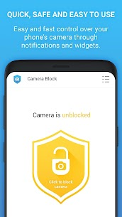 Camera Block – Spyware protect Pro v1.58 (unlocked) APK 9